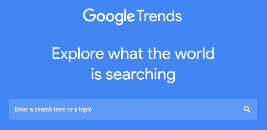 Google Trends: 5 Essential Tips Your Marketing Team Can't Ignore